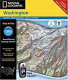 Search : National Geographic TOPO! Washington Map CD-ROM (Mac)
