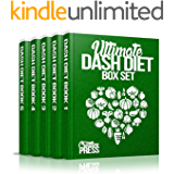 DASH Diet: Ultimate Dash Diet Box Set Crockpot, Slow Cooker, Vegetarian, Dump Dinners, Weight Loss, DASH Diet Beginners Guide (Complete Healthy DASH Diet Delicious Recipes Cookbook Box Set)