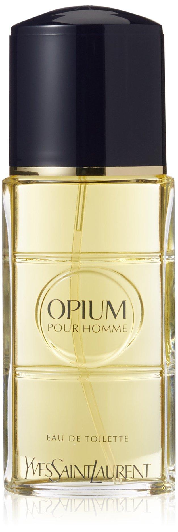 Opium By Yves Saint Laurent For Men. Eau De Toilette Spray 3.3 Ounces