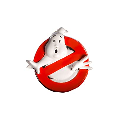 Ghostbusters 15.5-Inch Wall Décor, No Ghosts: Toys & Games