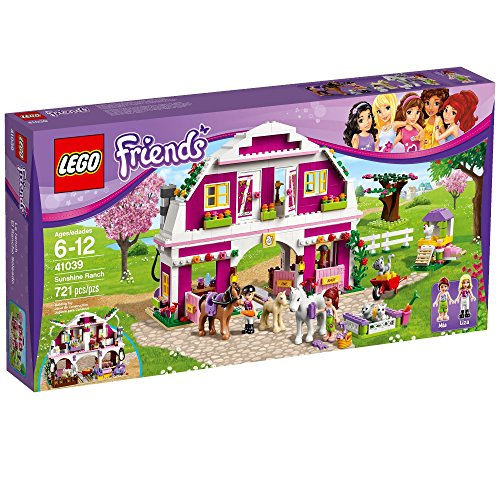 LEGO-Friends-41039-Sunshine-Ranch-Discontinued-by-manufacturer