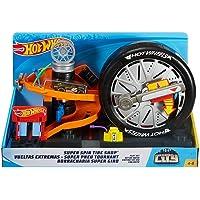 Hot Wheels Pista Borracharia Super Giro City - Mattel