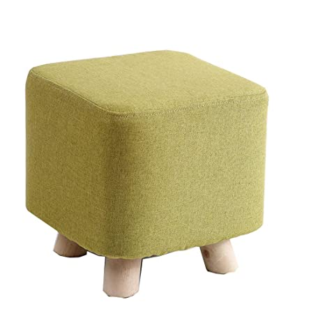 Surprising Amazon Com Ottomans Solid Wood Stool Fashion Creative Small Gmtry Best Dining Table And Chair Ideas Images Gmtryco