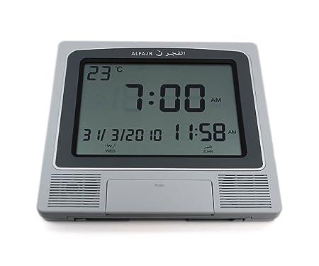 Alfajr Azan Clock CW-05 Wall Clock Muslim clock