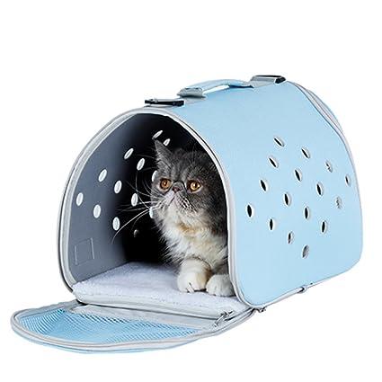 XCJ WLQ Cat Pack - Mochila para Mascotas saliente - Bolsa para Perros - Bolsa para