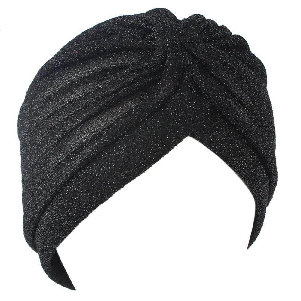 Weixinbuy Women Hijab Caps Head Scarf Turban Hijab Head Wrap Cover Turban Hat For Women