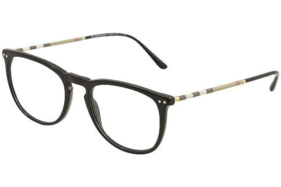 874f96e7e33f Burberry Men s BE2258Q Eyeglasses Black 55mm at Amazon Men s ...