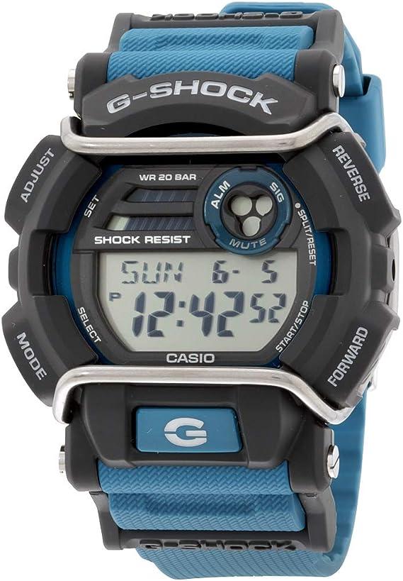 Casio G-Shock GD400-2 Standard Digital Luxury Watch - Blue / One Size