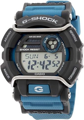 : G Shock GD400 – 2 estándar digital reloj de lujo