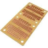 Ogquaton Cuivre plaqu/é Conseil de stratifi/é de circuit imprim/é 10PCS FR4 /à face unique Fibre de carte PCB plaqu/ée de cuivre cr/éative et utile