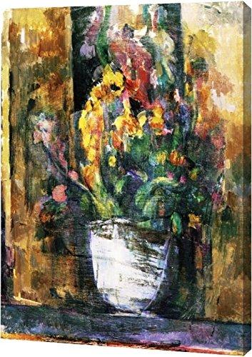 Vase of Flowers by Paul Cezanne - 8