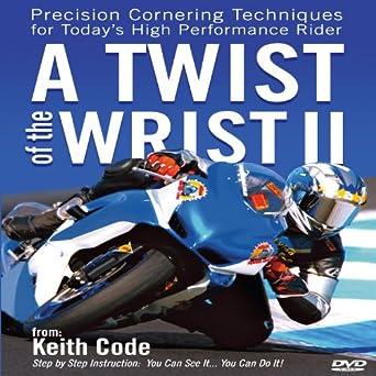 Amazon com: Twist of the Wrist II DVD: Precision Cornering