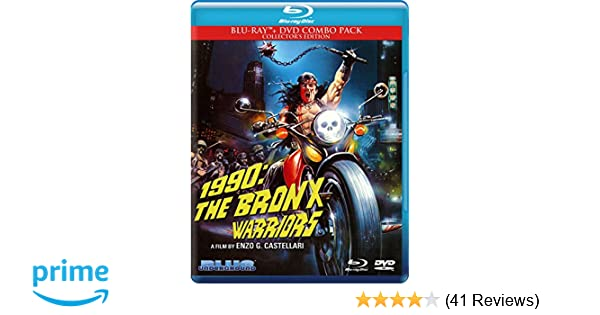 Amazon.com: 1990: The Bronx Warriors [Blu-ray]: Vic Morrow ...