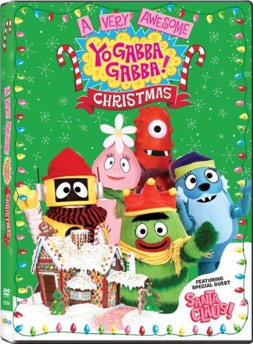 Yo Gabba Gabba: Yo Gabba Gabba Christmas [DVD] [Region 1] [US Import] [NTSC] -