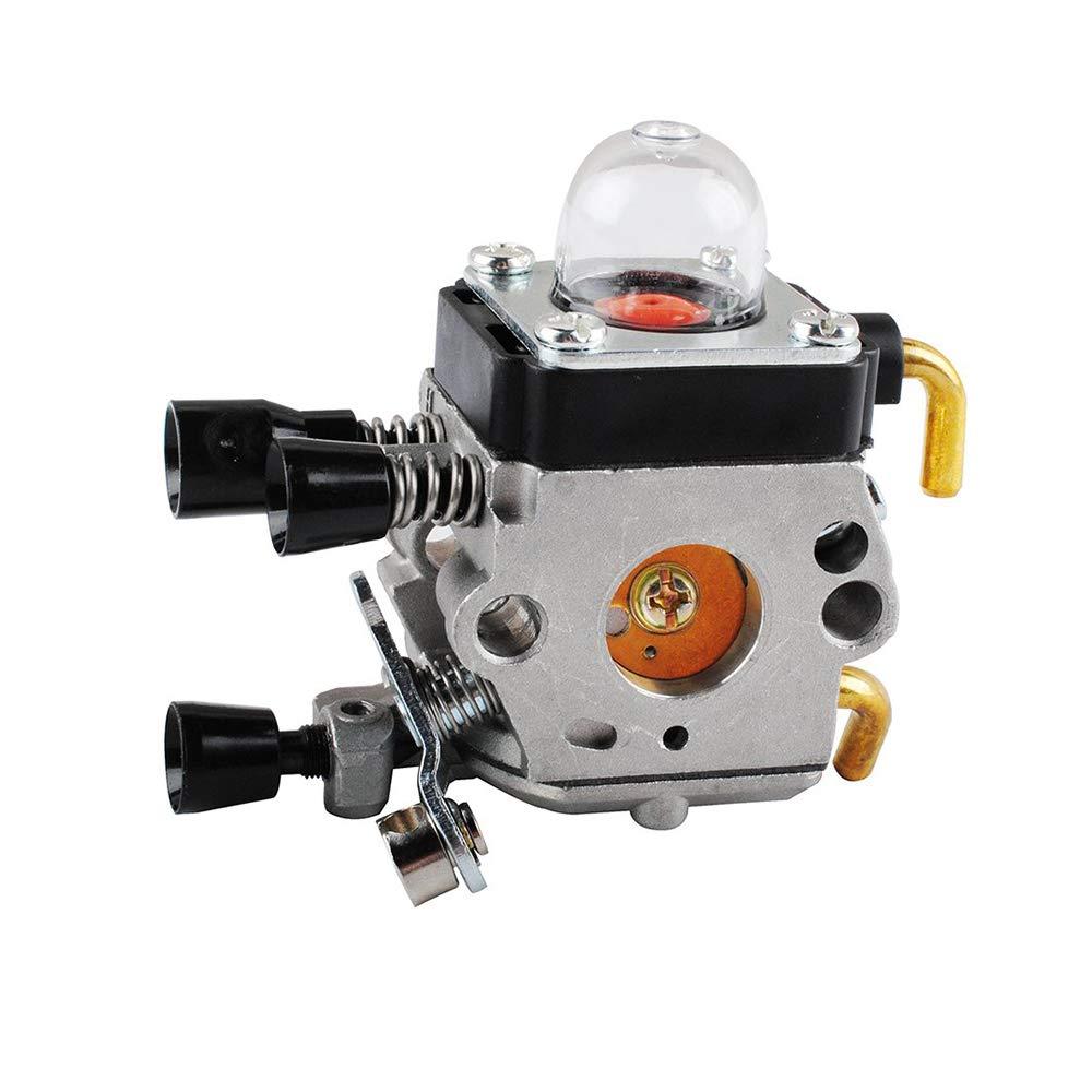 Amazon.com: Poweka Repuesto de carburador Zama para STIHL ...