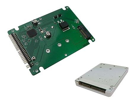 KALEA-INFORMATIQUE-Adaptador M2 ©-Adaptador M.2 NGFF) (, IDE, IDE 44 2,5 (), los bordes exactos de un disco duro IDE -