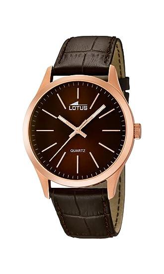 e12c17890970 Lotus 15963 2 - Reloj de Pulsera Hombre