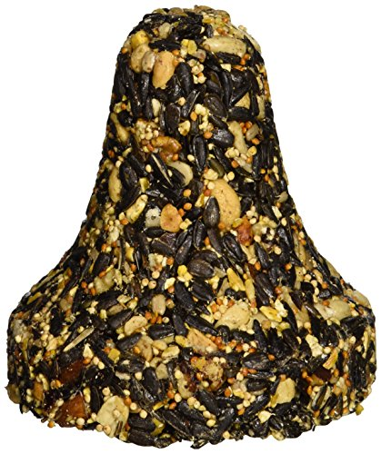 Bird Seed Bell, 16 oz Fruit Berry Nut -