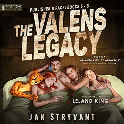 The Valens Legacy: Publisher's Pack 3