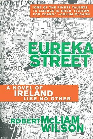 book cover of Eureka Street