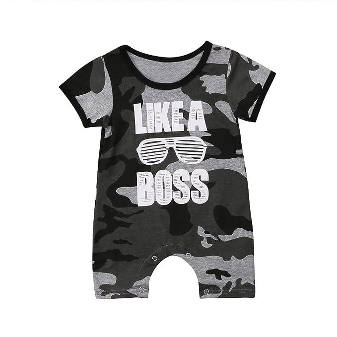 Amazon.com: enhill divertido bebé bebé recién nacido niños ...