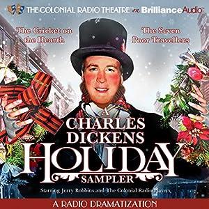 A Charles Dickens Holiday Sampler Radio/TV Program