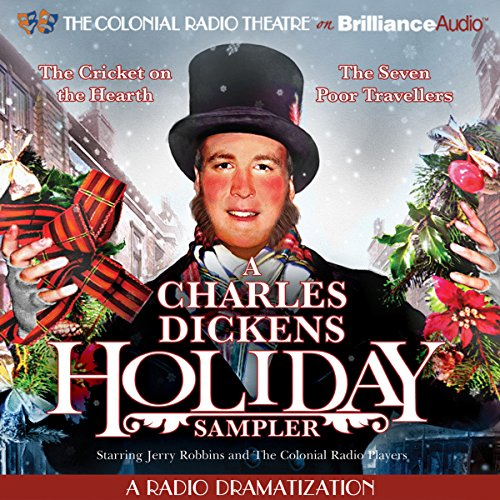 A Charles Dickens Holiday Sampler: A Radio - Recordings Sampler Cd
