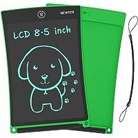 "NEWYES 8,5"" Tableta gráfica   Tableta de Escritura LCD   Tablet para niños   Ideal como Pizarra Digital para Aprender a…"