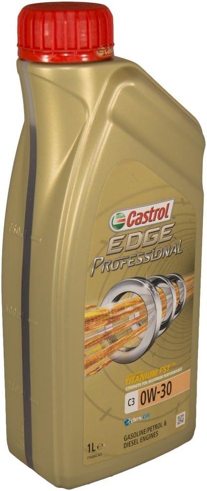 Castrol Edge C3 0w 30 Engine Oil 1l Auto