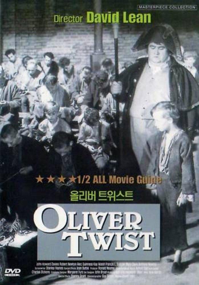 Oliver Twist Alec Guinness Robert Newton movie poster print 4 1948