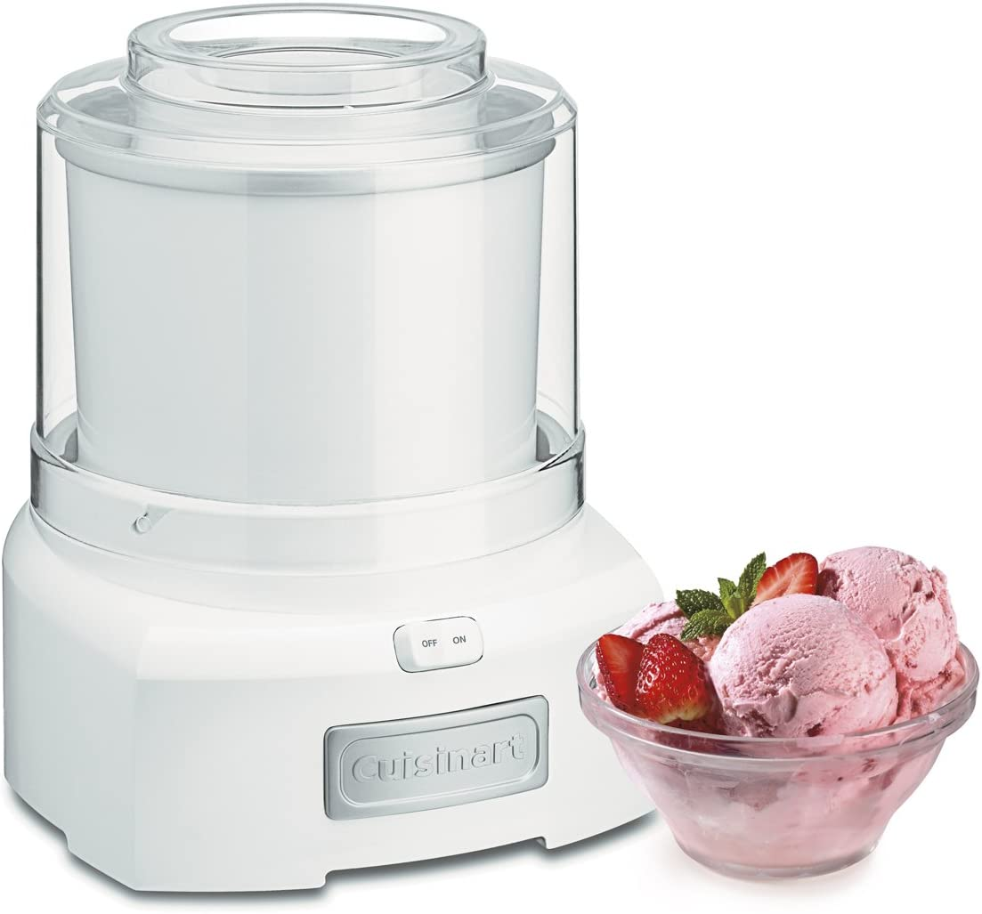Top 5 Best Ice Cream Makers Reviews in 2020 2
