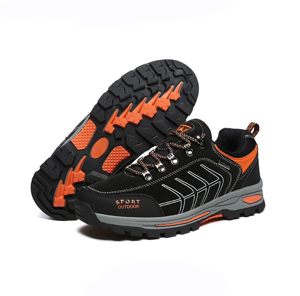 Herren Frühling im Freien Freien Freien Wandern und Klettern Schuhe langlebig rutschfest atmungsaktiv und angenehm zu tragen 8787d7
