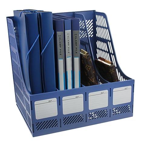 Georgie ® módulo De-Caja De almacenaje polipropileno, para oficina- Archivador A4,