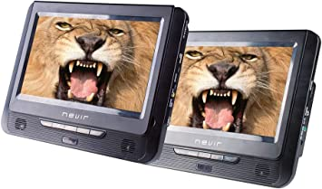 Nevir - Reproductor DVD Portátil: BLOCK: Amazon.es: Electrónica