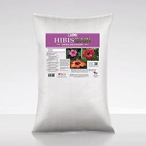 HIBISGAIN 50lb Bag, Hibiscus Fertilizer