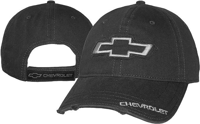 Chevrolet Ss Hut Schwarz Schwarz Einheitsgröße Bekleidung