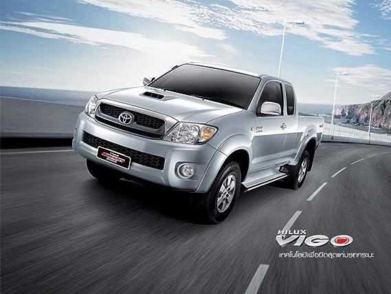 Amazon.com: Full Auto Turbo Timer Kit for Toyota Hilux Vigo Mk6 Sr5 2005-2011 V.2: Automotive
