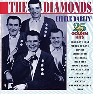 Little Darlin': 25 Golden Hits