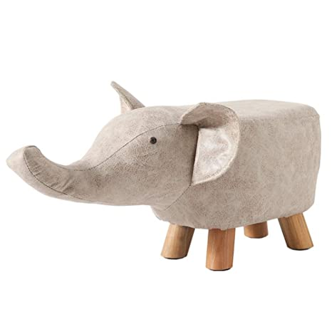 Admirable Amazon Com Footstool Ottoman Pouffe Shoe Bench Elephant Gmtry Best Dining Table And Chair Ideas Images Gmtryco