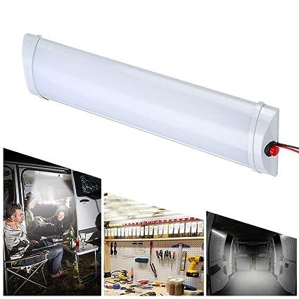 SDGDFXCHN Luces interiores, LED 12V Luz de techo Luces de techo ...