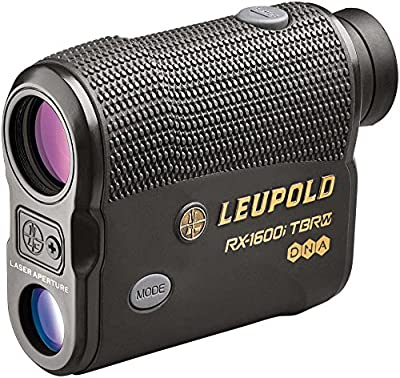 Leupold Rx-1600i Tbr/W With Dna Laser Rangefinder Black/Gray Oled Selectable (17 from Leupold