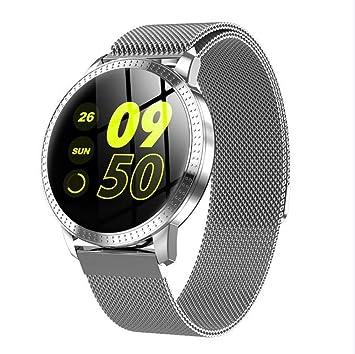 YWHY Reloj Deportivo para Mujer, con Reloj Inteligente, con Reloj para Correr, Bluetooth: Amazon.es: Deportes y aire libre