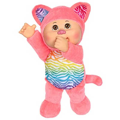 Cabbage Patch Kids Cuties Collection, Rainbow Garden Party Collection Baby Dolls (Gala Kitty #132): Toys & Games [5Bkhe0502754]