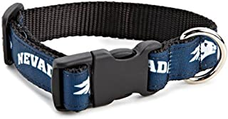 product image for NCAA Nevada Wolf Pack Dog Collar (Team Color, Medium)