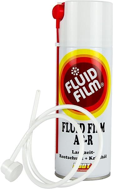 Fluid Film As R Rostschutz Korrosionsschutz Hohlraumversiegelung 400 Ml Sonde Auto