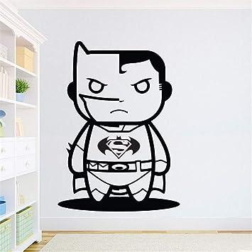 pegatinas de pared vinilo Batman Etiqueta de La Pared Superhéroe ...