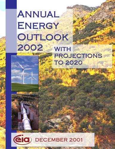 Read Online Annual Energy Outlook 2002 With Projections to 2020 ebook