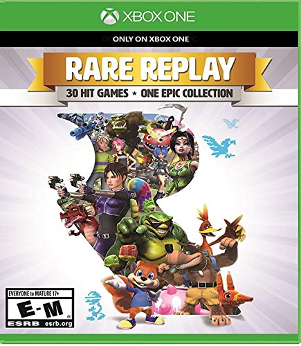 Rare Replay - Xbox One (Best Arcade Games On Ps4)