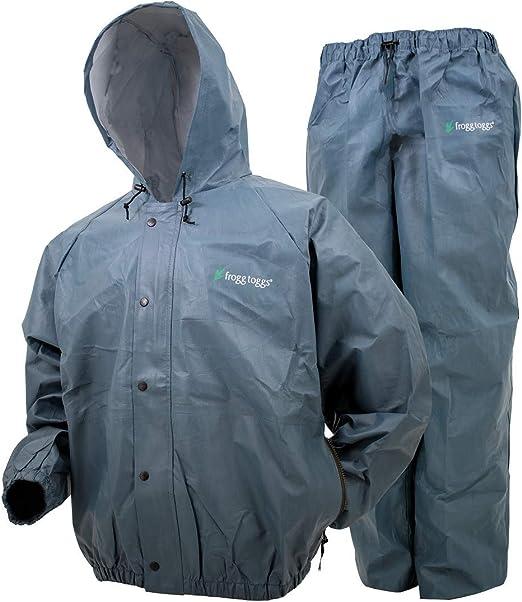 FROGG TOGGS Unisex Adult Pro Lite Waterproof Rainwear Suit