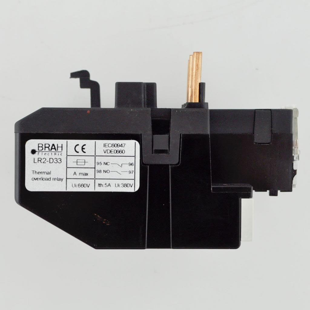 Direct Replacement for Telemecanique LR2D3357 Solid State Overload Relays With 2 Year Warranty